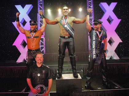 Internacional Mr. Leather 2008