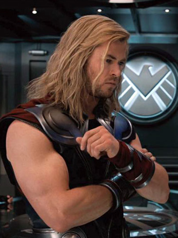 Los Vengadores Chris Hemsworth