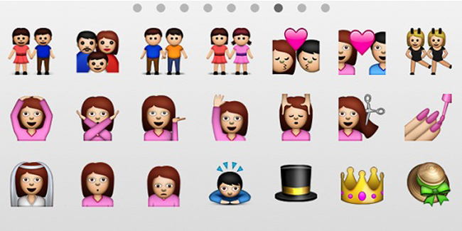 emoticonos ios6