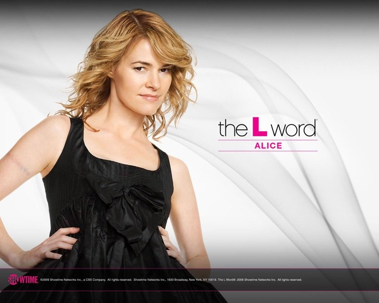 Alice The L Word Leisha Hailey