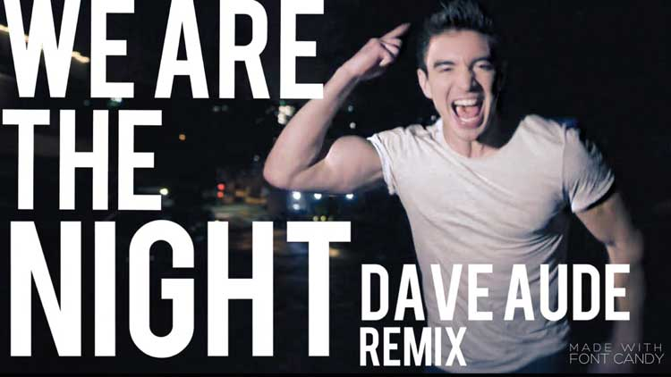 We Are The Night Steve Grand