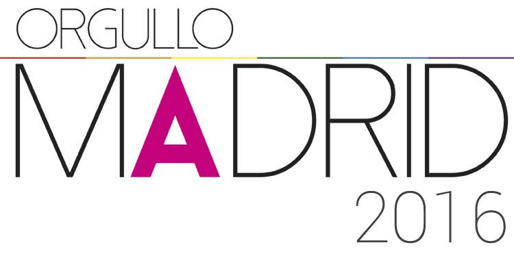 Orgullo Gay Madrid 2016